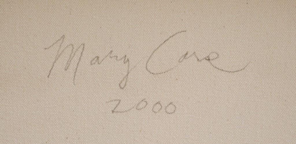 Signature Mary Corse