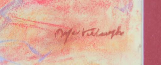 Signature Médard Verburgh