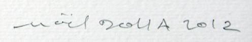 Signature Noël Dolla