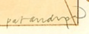 Signature Pat Andrea
