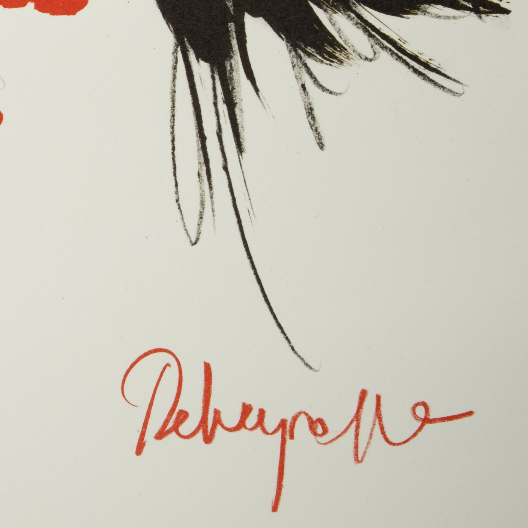 Signature Paul Rebeyrolle