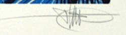 Signature Philippe Druillet