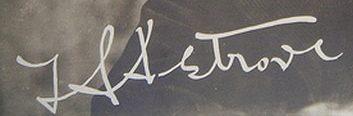 signature ivan mestrovic
