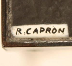 Signature Roger Capron