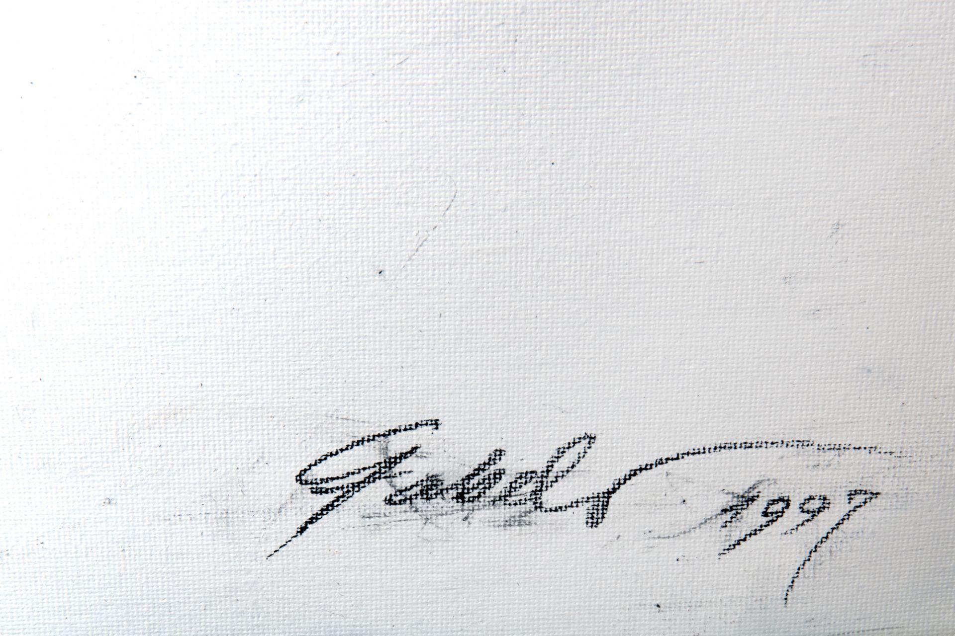Signature Roberto Fabelo
