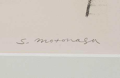 Signature Sadamasa Motonaga