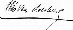 signature theo van doesbrug