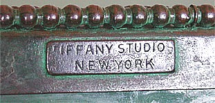 Signature Tiffany Studios