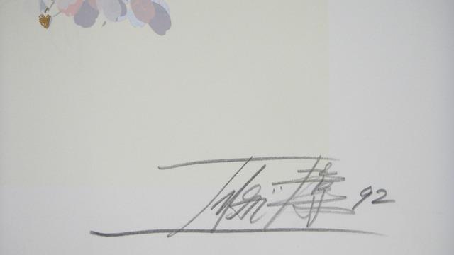 Signature Toshimitsu Imai