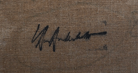 Signature Van Anderlecht
