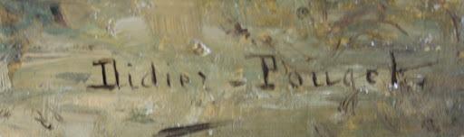 Signature William Didier-Pouget