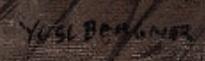 signature yosl bergner