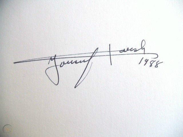 Signature Yousuf Karsh
