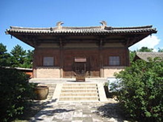 Temple Nanchan