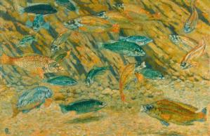 Peinture Théo Van Rysselberghe