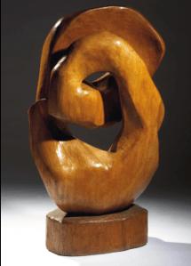 Sculpture Alexandre Noll