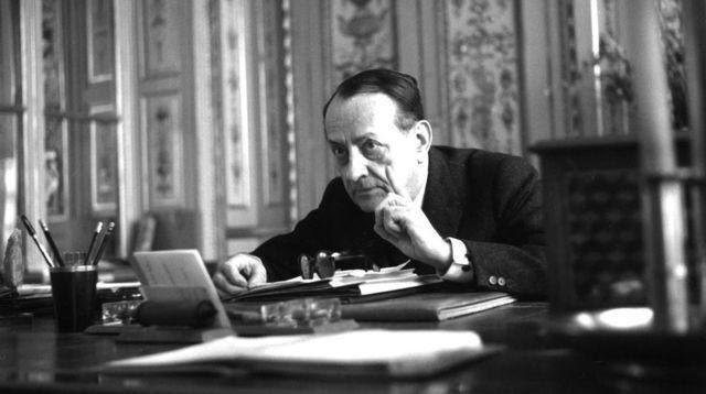 André Malraux ministre de la culture