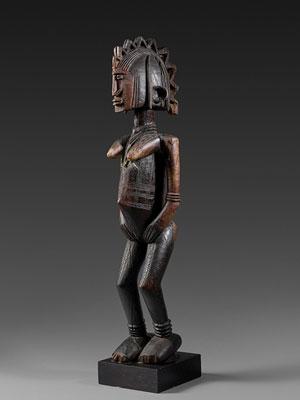 Statue art primitif arts premiers