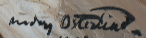 signature Anders OSTERLIND