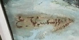 signature Edouard VERSCHAFFELT