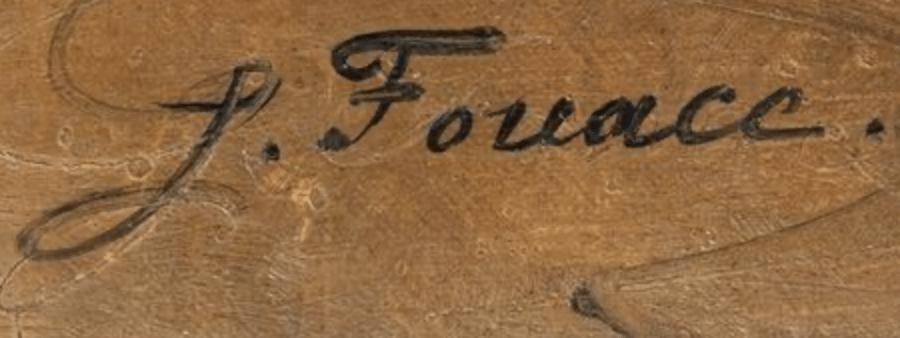 signature signature Guillaume Romain FOUACE