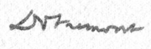 signature Christian DOTREMONT