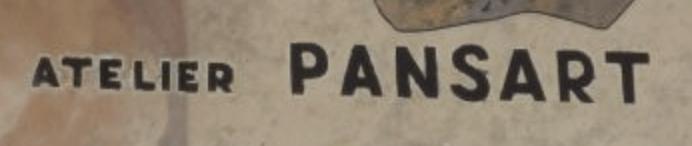 signature Robert PANSART