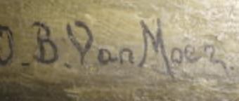 signature Jean Baptiste VAN MOER