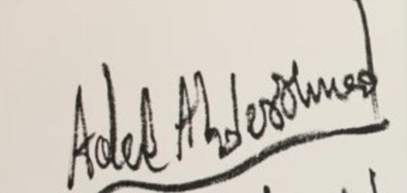 signature Adel ABDESSEMED
