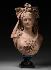 Sculpture Albert-Ernest CARRIER-BELLEUSE