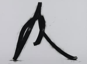 Lithographie Bernar Venet