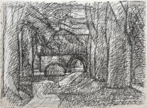 Marcel GROMAIRE dessin