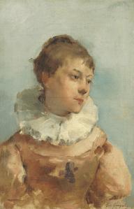 Eva Gonzalès peinture