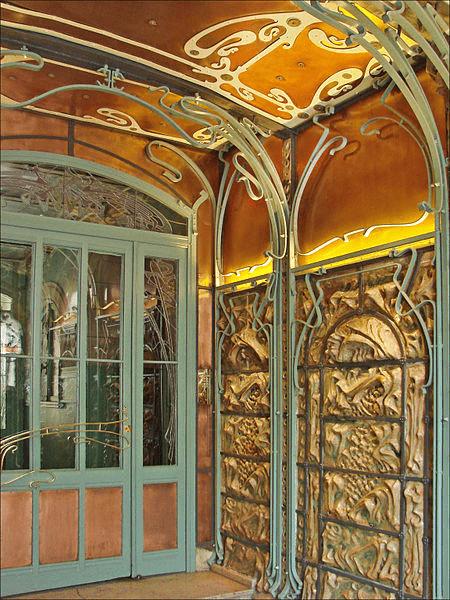 hall Castel Béranger