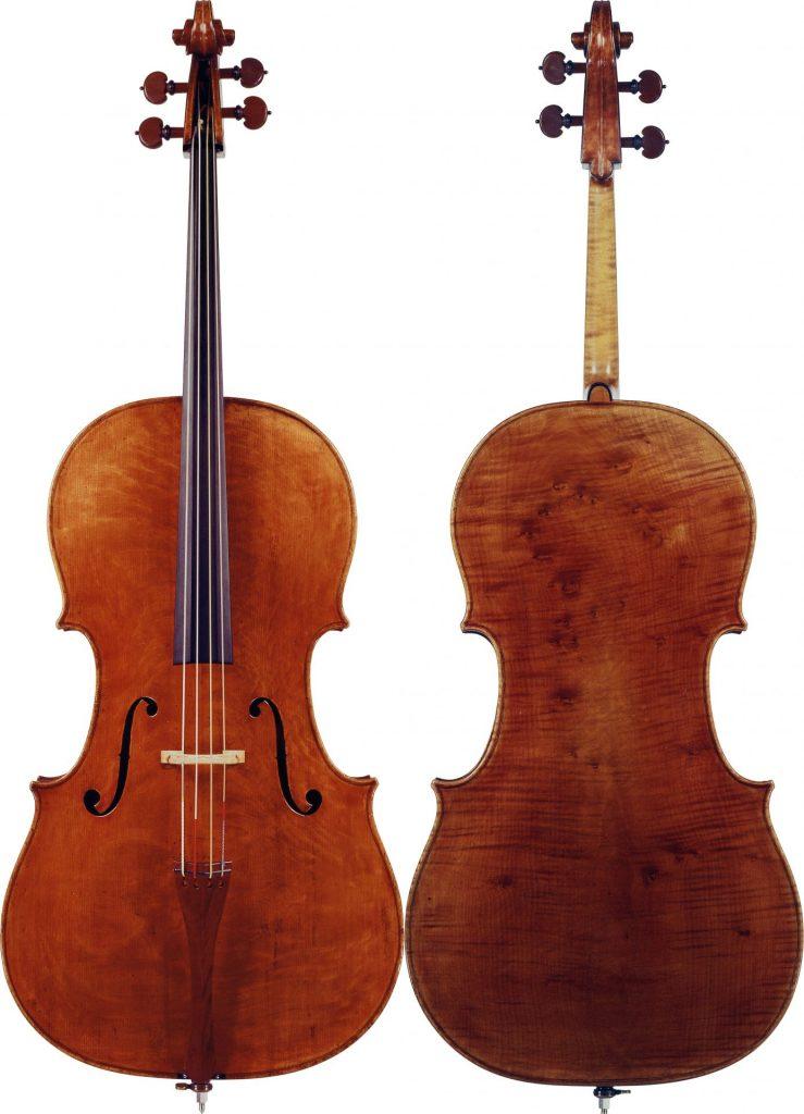 violoncelle gennaro gagliano