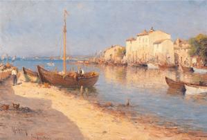 Peinture Charles Malfroy