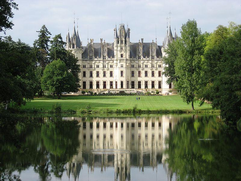 Néo-gothique Château de Challain-la-Potherie