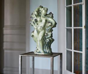 Sculpture Axel Salto