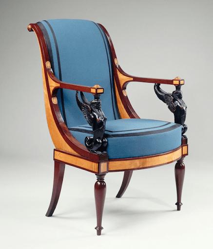 chaise juliette récamier