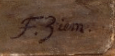 signature félix ziem