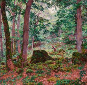 Peinture Georges Lacombe