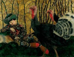 Peinture Georges Manzana-Pissarro
