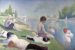 tableau Georges Seurat