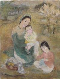 Lê Thi Luu, Woman and Children