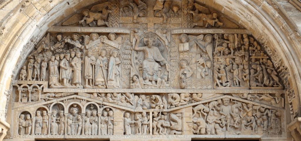 Sainte Foy de Conques, Le Jugement dernier