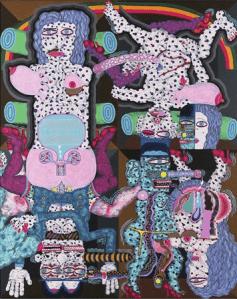 Peinture Key Hiraga