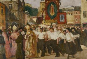 Peinture Lucien Simon
