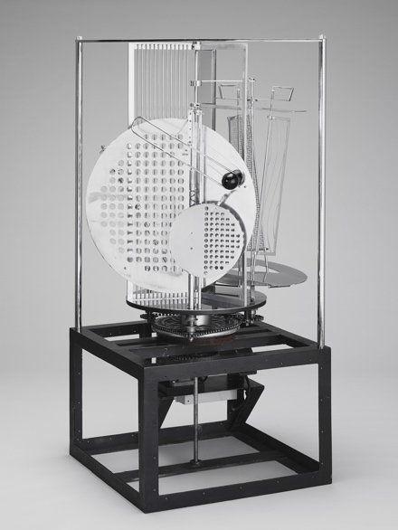 Modulateur espace lumière, Lázló Moholy-Nagy, 1930