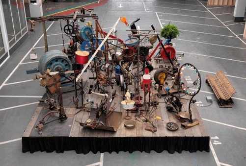 oeuvre Jean Tinguely