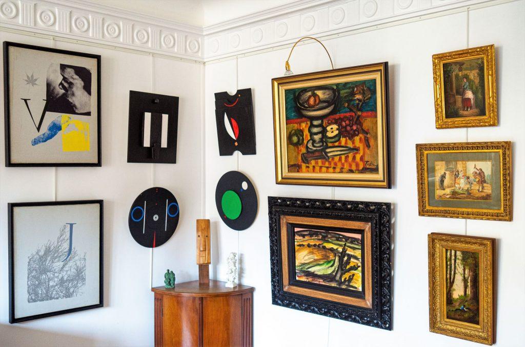 Galerie les Atamanes collection art tableaux